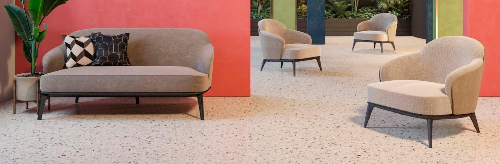 Terrazzo  of Granito vloer aanleggen