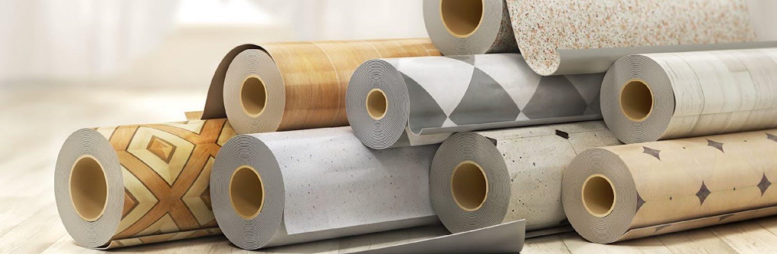 Vinyl, Linoleum, PVC vloer leggen
