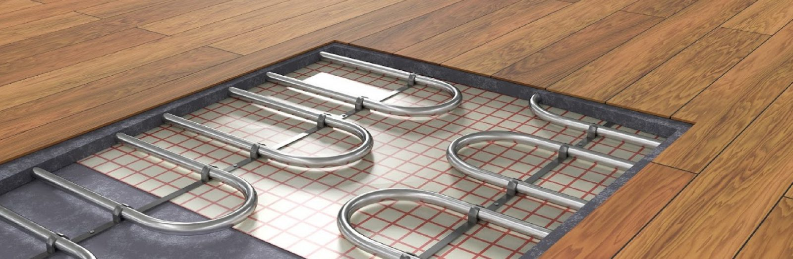 Vloerverwarming repareren of onderhoud