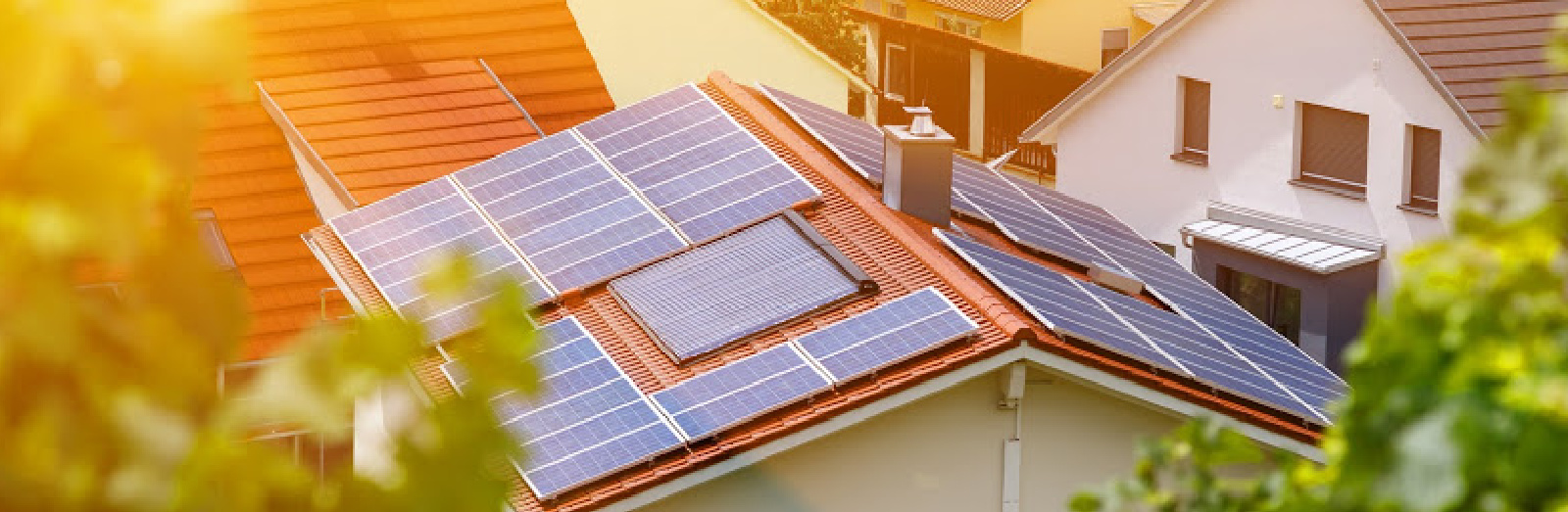 Zonnepanelen installeren of vervangen