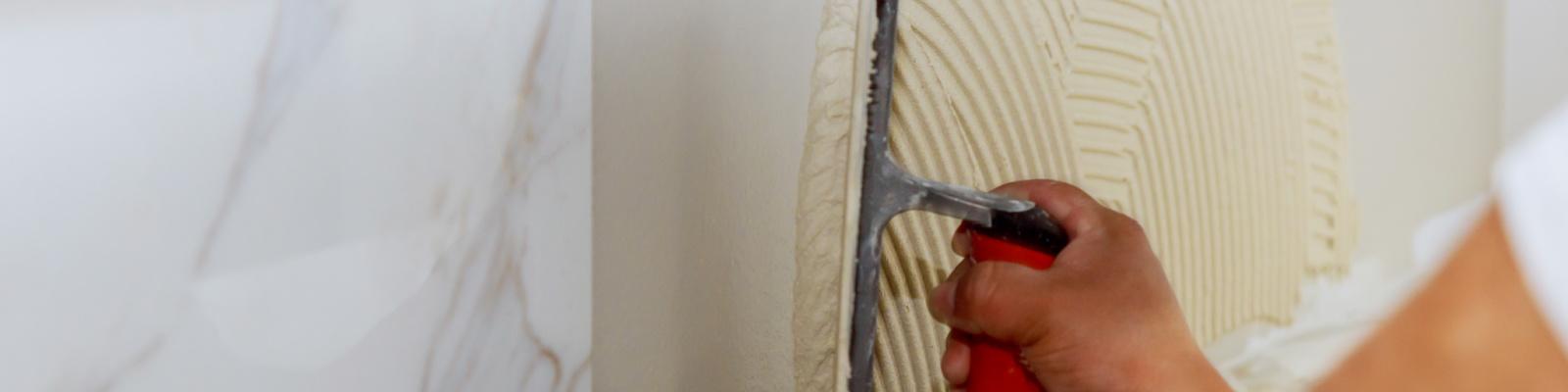 Wand- of vloertegels repareren