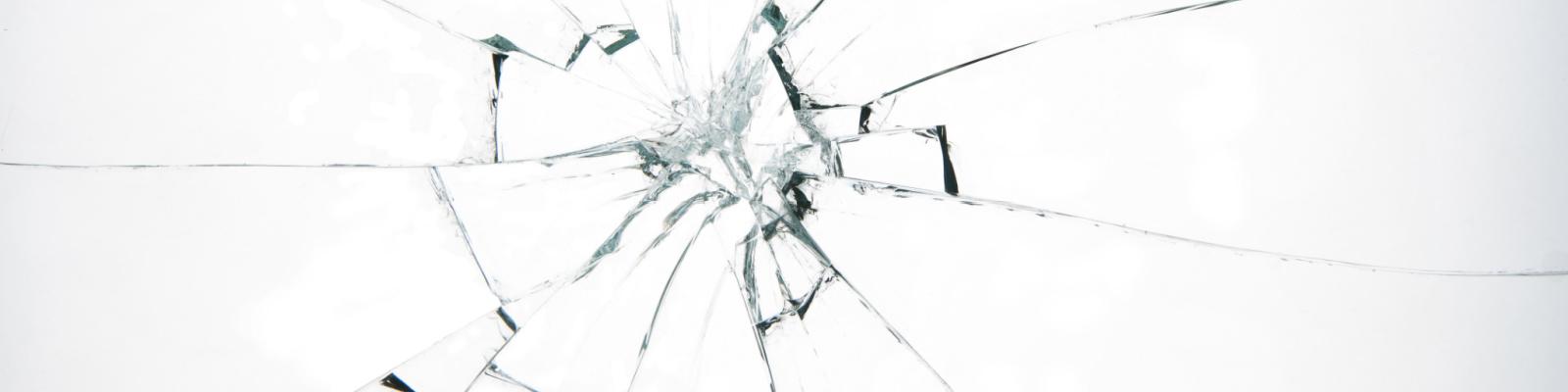 Glasschade herstellen